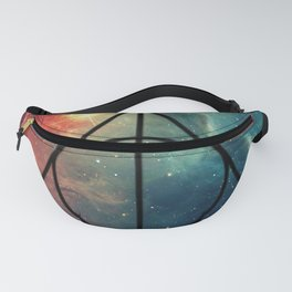 Deathly Hallows Cosmos HP Fanny Pack
