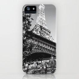 Eiffel Tower of Las Vegas iPhone Case