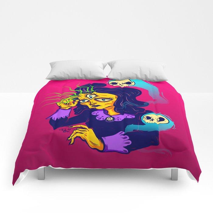The Medium (Color) Comforters