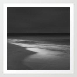 Twiight - Abstact Seascape Art Print