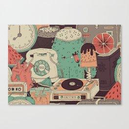 Room 238 Canvas Print