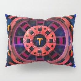 Cosmic dome Pillow Sham