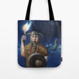 Viking Scout Tote Bag
