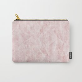Abstract Texture | Ruby Square Carry-All Pouch