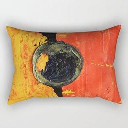 Circles 4 Rectangular Pillow