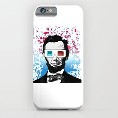 Abraham Lincoln - 3D Slim Case iPhone 6s