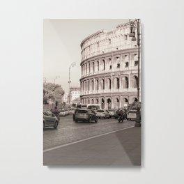 Colosseo, Roma. Metal Print