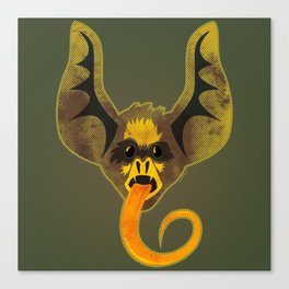 Bat Tongue Canvas Print
