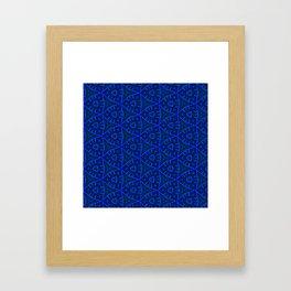 Totem Tech 3 E Framed Art Print