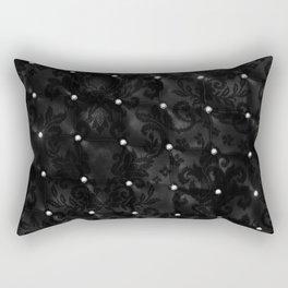Damask Diamonds Rectangular Pillow