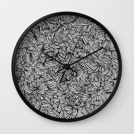 Notebook Page 27 Wall Clock