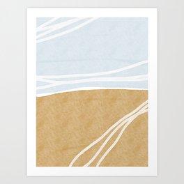 Atlantic Series 2 Art Print