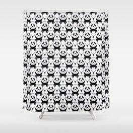 Pure Panda Shower Curtain