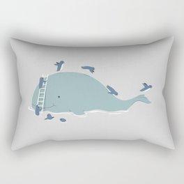 The Greatest Slide Rectangular Pillow