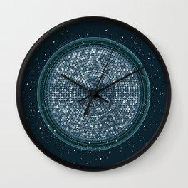 Glitterball Wall Clock