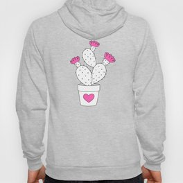 Cactus with love Hoody