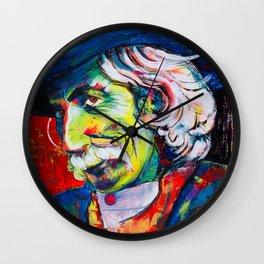 Sam Elliott Lonesome Dove Wall Clock