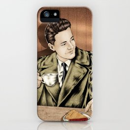 Dale Cooper iPhone Case