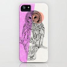 Techno Owl iPhone (5, 5s) Slim Case