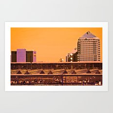 The State of the Economy Art Print