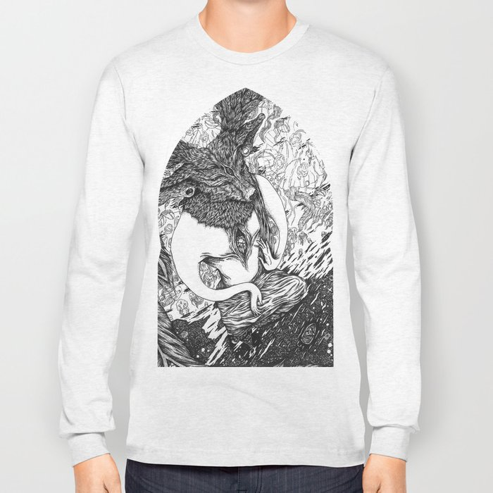 Babaylan (Shaman) Long Sleeve T-shirt