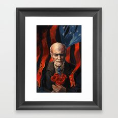 Death of a Salesman Framed Art Print