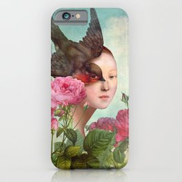 The Silent Garden iPhone Case