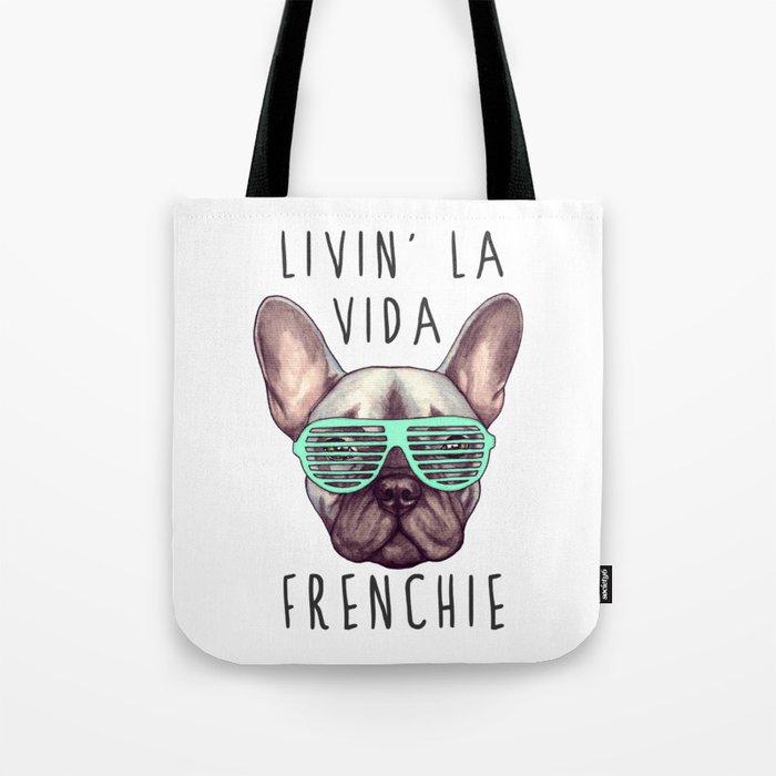 Tote Bag - bulldog by VIDA VIDA Deals Wide Range Of Sale Online 2018 Unisex Cheap Online Original O3nvqUJW