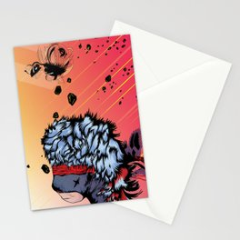 Ninja Bear & Lagorca Stationery Cards