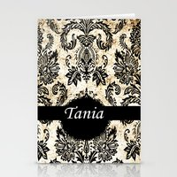 victorian Stationery Cards featuring Victorian  by Tania Joy