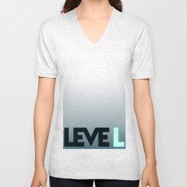 leveL - Title Unisex V-Neck