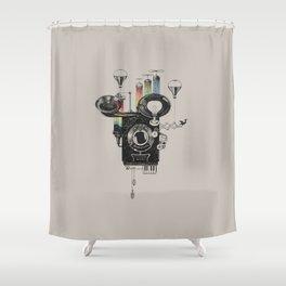 Dream Camera Shower Curtain