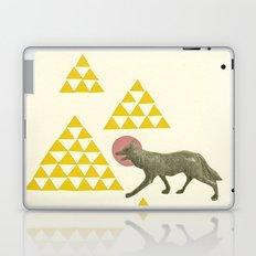 Mountain Wolf Laptop & iPad Skin