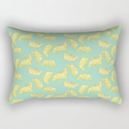 Ginkgo Leaves Rectangular Pillow