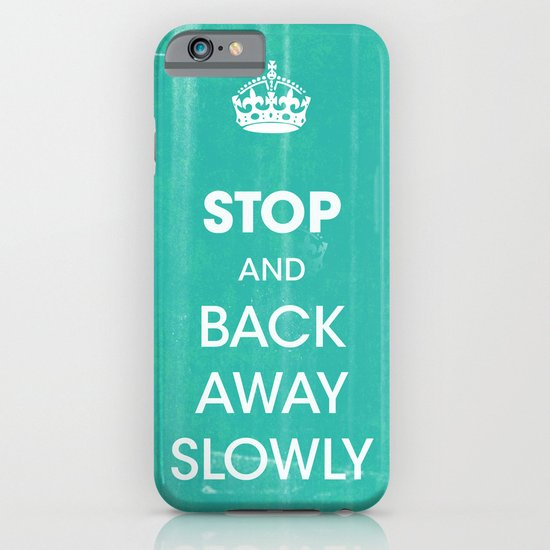 STOP iPhone & iPod Case