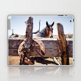Horsehoe Blur Laptop & iPad Skin