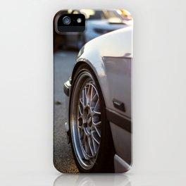 BBS Sunset iPhone Case