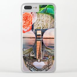 Layla Clear iPhone Case