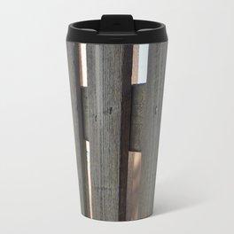 Fence Travel Mug