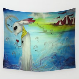 Circus Town Wall Tapestry