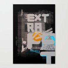 Extra-Fat Canvas Print