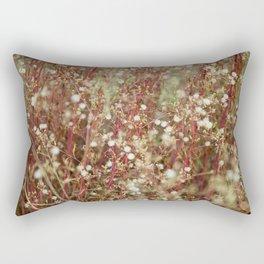 gently gentle #1 Rectangular Pillow