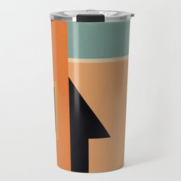 Summer Urban Landscape Travel Mug