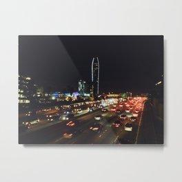 DOWNTOWN L.A. - PHOTOGRAPHY Metal Print
