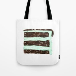 Mint Cake Tote Bag