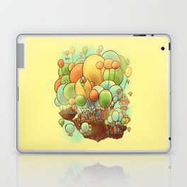 Cloud City Laptop & iPad Skin