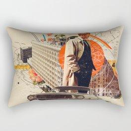 The City 1968 Rectangular Pillow
