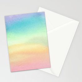 Pride Watercolor Wash Stationery Cards