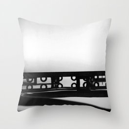 Mason Lake: Boat Bumper Throw Pillow
