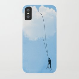Clearing Things Up iPhone Case